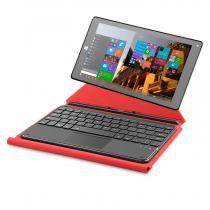 "Tablet Multilaser M8W Hibrido Vermelho Windows 10 Tela 8.9"" Intel 1GB RAM Mem QuadCore 16GB DUAL - NB197 - Vermelho - Multilaser"