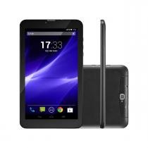 "Tablet Multilaser M9 8GB 9"" 3G Wi-Fi 5.1 Quad Core NB247 Preto -"