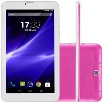 "Tablet Multilaser M9 8GB 9"" 3G Wi-Fi  - Android 5.1 Proc. Quad Core Câmera Integrada"