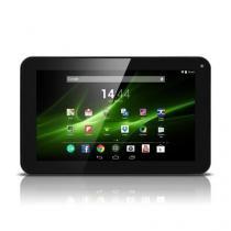 Tablet Multilaser M9 com Android 4.4 Quad Core 4x 1.2GHz Câmera 0.3 MP 8GB ,1GB RAM NB172 Preto - Multilaser