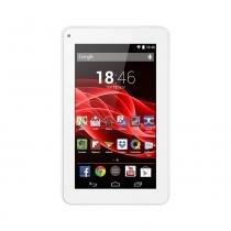 Tablet Multilaser ML Supra Branco Quad Core Android 4.4 Kit Kat Dual Câmera Wi-Fi Tela 7 Memória 8GB NB200 - Branco - Multilaser