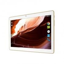 Tablet Multilaser Nb277 M10a Android 7.0 Quad Core 1.3 16Gb 10Pol Dourado -