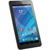 Tablet Multilaser Preto M7 3G Quad Core Câmera Wi-Fi Tela 7 Memória 8GB Dual Chip NB223 -