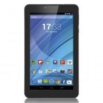 Tablet Multilaser Preto M7 3G Quad Core Câmera Wi-Fi Tela 7  Memória 8GB Dual Chip - NB223 - Multilaser