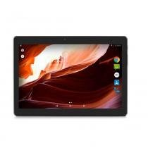 Tablet multilaser preto quad core android 6.0 dual câmera 3g e bluetooth m10a tela 10 - nb253 - Multilaser