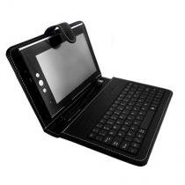 Tablet Phaser Kinno PC-719VE com Tela 7, Wi-Fi, Capa com teclado e Android 2.2 -