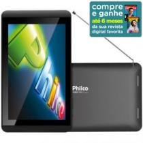 "Tablet Philco 7A1 P111A4.0 8GB Tela 7"" Wi-Fi - Android 4.0 Proc. Cortex A8 Câm. 2MP + Frontal"