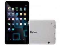 "Tablet Philco PTB7PAB 8GB 7"" - Wi-Fi Android 7 Proc. Quad Core Câmera Integrada"