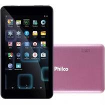 "Tablet Philco PTB7PAR, 8gb, Wifi, 7"", Android 7.1, Quad-core - Rosa -"