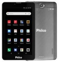 Tablet Philco PTB7QSG 3G Preto -