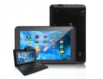 "Tablet Powerfast Fast Conect 7106DC3G Preto Tela Touchscreen 7"" - Powerfest"