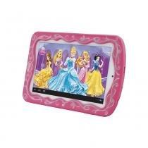 Tablet Princesas Disney com Case - Android 4.2 e 8GB de Memória - TT5300i - Tectoy - Tectoy