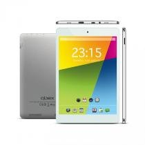 "Tablet Qbex TX240 7.85"" 8GB Dual Core A23 Android 4.4 Branco -"