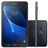 "Tablet Samsung Galaxy A T280, Preto, Tela de 7"", 8GB, 5MP -"