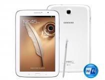 "Tablet Samsung Galaxy Note 8.0 Branco Tela 8"" Memória 16 GB - Samsung"