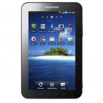 Tablet Samsung Galaxy P1000 Desbloqueado TIM Android 2.2 3G Wi-Fi GPS Tela 7 TV Digital Câmera 3MP Memória Interna 16GB - Samsung