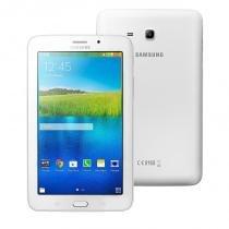 Tablet samsung galaxy t116 3g 8gb tela 7 wi-fi quad-core 2 câmeras t116bykpzto -