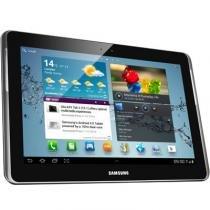 """Tablet Samsung Galaxy Tab 2 10.1 P5100 com 3G Tela 10.1"""" Processador Dual Core 1.0 GHz, 16GB, Câmera 3.2MP, Wi-Fi GPS Bluetooth e Android 4.0 -"""