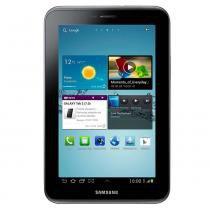 "Tablet Samsung Galaxy Tab 2 7.0 P3100 Tela 7.0""  Android 4.0 3G Processador Dual Core 1.0 GHz 16GB Wi-Fi GPS Bluetooth  Câmera 3.2MP -"