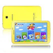 Tablet Samsung Galaxy Tab 3 Kids 7 Pol Amarelo 8GB  Android 4.1 - Samsung