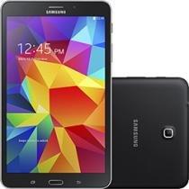 "Tablet Samsung Galaxy Tab 4 8.0 Preto Tela de 8"" WXGA TFT - Samsung"