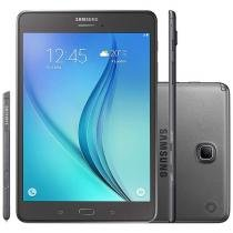 "Tablet Samsung Galaxy Tab A 16GB 8"" 4G Wi-Fi - Android 5.0 Proc. Quad Core Câm. 5MP + Frontal"