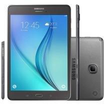 "Tablet Samsung Galaxy Tab A 16GB 8"" 4G Wi-Fi - Android 5.0 Proc. Quad Core Câm. 5MP + Frontal"