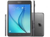 """Tablet Samsung Galaxy Tab A 16GB 8"""" 4G Wi-Fi - Android 5.0 Proc. Quad Core Câmera Integrada"""