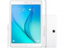"Tablet Samsung Galaxy Tab A P355 16GB 8"" 4G Wi-Fi - Android 5.0 Proc. Quad Core Câm. 5MP + Frontal"