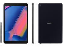 "Tablet Samsung Galaxy TAB A S Pen com Caneta - 32GB 8"" 4G Wi-Fi Android 9.1 Octa Core Câm. 8MP"