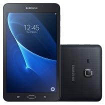 "Tablet Samsung Galaxy Tab A SM-T280, 7"", Android 5.1, 5MP, 8GB - Preto -"