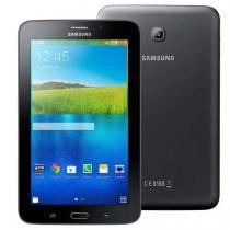 Tablet Samsung Galaxy Tab E 7.0 3G SM-T116BU com Tela 7, 8GB, Processador Quad Core de 1.3GHz, Câm. 2MP, AGPS, Bluetooth e Android 4.4 - Preto - SAMSUNG