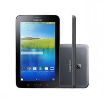 Tablet Samsung Galaxy Tab E 8GB 7 3G Wi-Fi - Android 4.4 Quad Core Câmera Integrada -