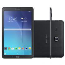 "Tablet Samsung Galaxy Tab E 8GB 9,6"" Wi-Fi - Android 4.4 Proc. Quad Core Câm. 5MP + Frontal"
