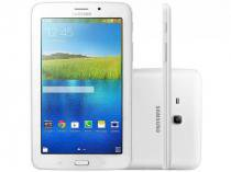 Tablet Samsung Galaxy Tab E 8GB Tela 7 Wi-Fi - Android 4.4 Proc. Quad Core Câmera Integrada -