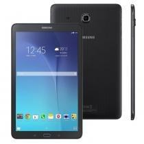Tablet samsung galaxy tab e 9.6 wi-fi,tela 9.6, 8gb,5mp, gps, android 4.4,quad core 1.3 ghz - Samsung