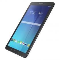 Tablet Samsung Galaxy Tab E SM-T560, Tela 9.6, Wi-Fi, GPS, 8GB, Quad Core 1.3Ghz, Câmera 5MP, Preto - Samsung