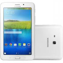 Tablet samsung galaxy tab e t116bu 8gb wi-fi/3g tela 7 android 4.4 quad core 1.3ghz bluetooth  - b -