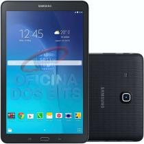 "Tablet Samsung Galaxy Tab E T560N - Tela 9.6"", Android, Wi-Fi, 8GB, Quad Core - Preto -"