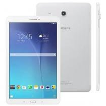 Tablet samsung galaxy tab e t561, tela 9.6, 8gb de memoria wi-fi + 3g , camera 5mp, android 4.4 proc - Samsung