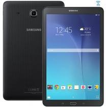 Tablet Samsung Galaxy Tab E T561M 3G - Tela 9.6, Android, Wi-Fi, 8GB, Quad-Core - Preto -
