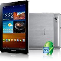 "Tablet Samsung Galaxy TAB P6800 Sistema Operacional Android 3.2 Tela 7"" Wi-Fi 3G Câmera MP3 Player Bluetooth Memória Interna 16GB - Samsung"