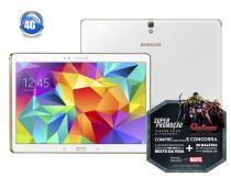 "Tablet Samsung Galaxy Tab S Branco Tela de 10.5"" Super AMOLED+ - Samsung"