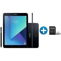"Tablet Samsung Galaxy Tab S3 T825 32GB 9.7"" 4G - Android 7.0 + Cartão de Memória 16GB SanDisk"