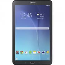 """Tablet Tab-E 8GB Wifi Tela 9.6"""" Android 4.4 T560N Preto - Samsung - Samsung"""