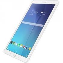 "Tablet Tab E Samsung Tela 9,6"" Android 8Gb Memoria Wifi 3G Processador Quad-Core 1.3Ghz - SM-T561MZWPZTO - branco -"