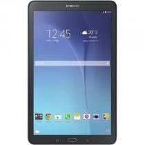 "Tablet Tab E Samsung Tela 9,6"" Android 8Gb Memoria Wifi Processador Quad-Core 1.3Ghz - SM-T560NZWPZTO -"