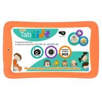 Tablet tab kids dl, 7, 8gb, branco - tp264blj -