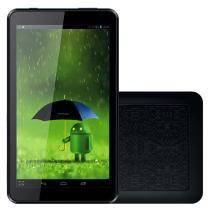 "Tablet Tela 7"" 8GB Android 4.4 Wi-Fi ATB-440 Preto Amvox - Amvox"