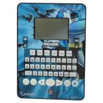 Tablet Touch Batman 84 Atividades Bilíngue - Candide - Batman
